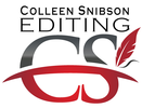 COLLEEN SNIBSON EDITING